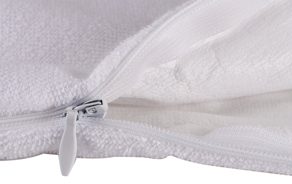 Brolly Sheets Pillow Protector Waterproof Towelling