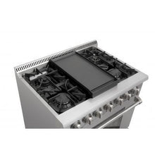 Load image into Gallery viewer, Thor Kitchen Cast Iron Double Burner Griddle - RG1032 - Bison Kitchens