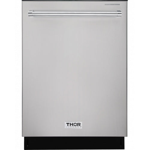 Dishwasher - Thor Kitchen 24 In. Dishwasher In Stainless Steel - HDW2401SS