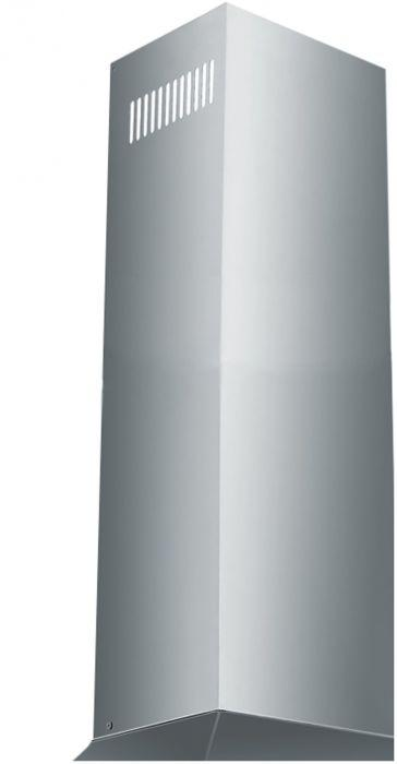 ZLINE 2 Piece Outdoor Chimney Extension For 12ft Ceiling (2PCEXT-697I/KECOMI-304) - Bison Kitchens