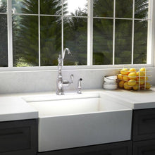 Load image into Gallery viewer, ZLINE Rembrandt Kitchen Faucet in Chrome - (REM-KF-CH) - Bison Kitchens