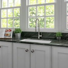 Load image into Gallery viewer, ZLINE 30 In. Rome Dual Mount Fireclay Sink In White Gloss- FRC5124-WH-30 - Bison Kitchens