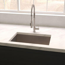 Load image into Gallery viewer, ZLINE Meribel 36 In. Undermount Single Bowl Sink in DuraSnow® Stainless Steel - SRS-36S - Bison Kitchens
