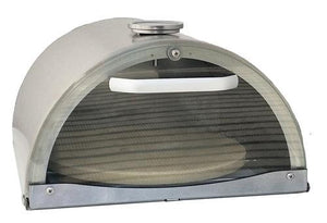 Mont Alpi Universal Side Burner Pizza Oven - (MASBP) - Bison Kitchens