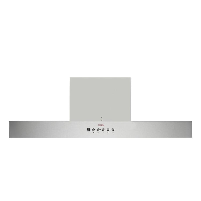KOBE 30-48 in. Premium Under Cabinet Range Hood in Stainless Steel - CH7730SQ6-XX - Bison Kitchens