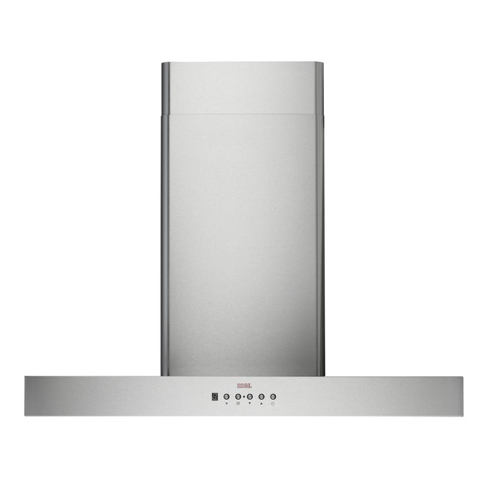 KOBE 30-48 in. Premium Wall Mount Range Hood in Stainless Steel - CH7730SQ6-WM-XX - Bison Kitchens