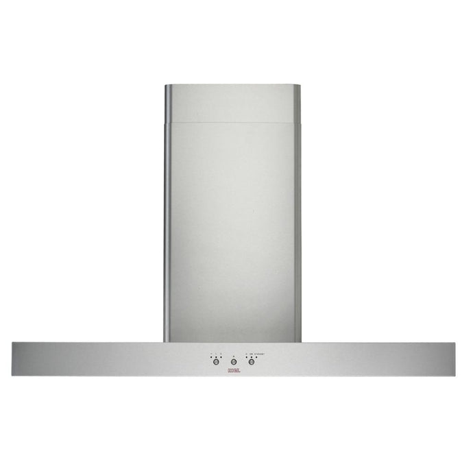 KOBE Premium 30-48 in. 600 CFM Wall Mount Range Hood in Stainless Steel - CH2730SQ3-WM-XX - Bison Kitchens