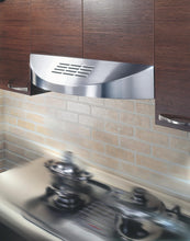 Load image into Gallery viewer, KOBE Brilla 30-36 in. Ductless Recirculating Under Cabinet Stainless Range Hood - CHX3830SQBD-3 - Bison Kitchens