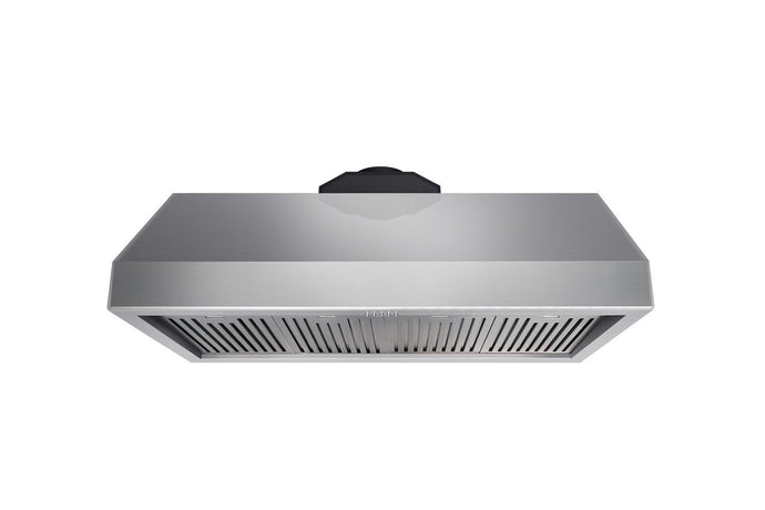 Range Hoods - Thor Kitchen 48 In. Pro Style Wall Mount Ducted Hood In Stainless Steel - TRH4805