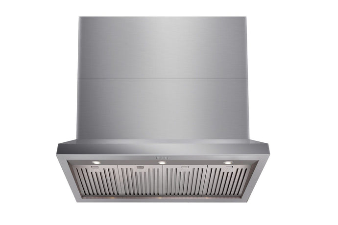 Range Hoods - Thor Kitchen 48 In. Wall Mount Stainless Steel Range Hood -TRH4806