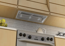 Load image into Gallery viewer, ZLINE 28-46 in.  Outdoor Range Hood Insert Stainless Steel (695-304-28) - Bison Kitchens