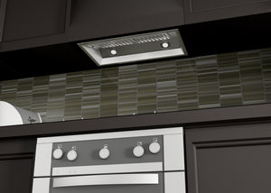 ZLINE 28-46 in. Stainless Steel Range Hood Insert (695-28) - Bison Kitchens