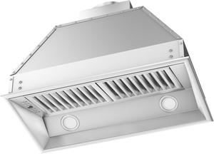 ZLINE 28-46 in. Remote Dual Blower Range Hood Insert (695-RD-28) - Bison Kitchens