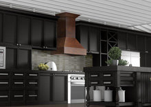Load image into Gallery viewer, ZLINE 30-36 In. Wooden Wall Mount Range Hood In Valencia - 355VV-RD-30 - Bison Kitchens