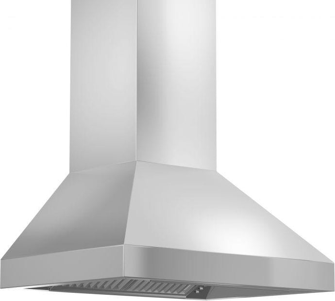 ZLINE 30-48 in. Outdoor Wall Mount Range Hood (597-304-30) - Bison Kitchens
