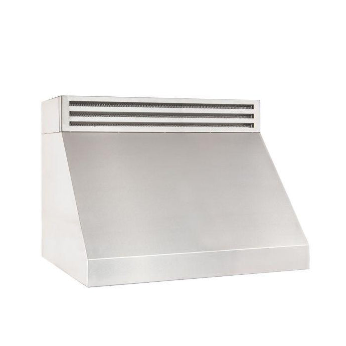ZLINE 30-48 in. Recirculating Under Cabinet Range Hood in Stainless Steel (RK523-30) - Bison Kitchens