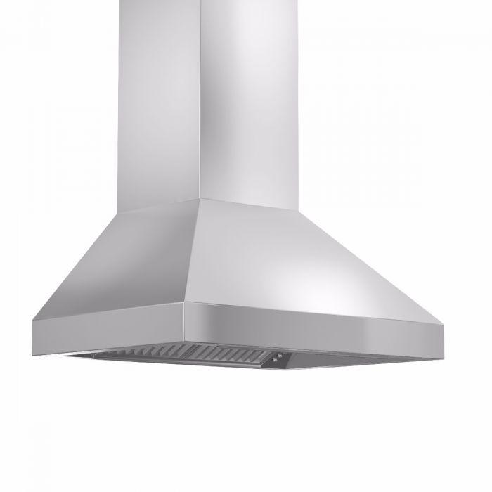 ZLINE 30-48 in. Remote Blower Wall Range Hood (597-RS-30) - Bison Kitchens