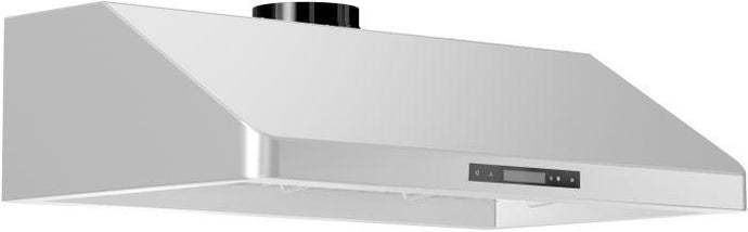 ZLINE 30-48 In. Stainless Under Cabinet Range Hood - 619-30 - Bison Kitchens
