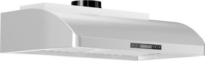 ZLINE 30-48 In. Stainless Under Cabinet Range Hood - 621-30 - Bison Kitchens