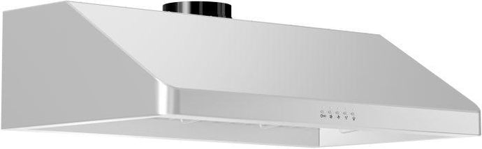ZLINE 30-48 In. Stainless Under Cabinet Range Hood - 623-30 - Bison Kitchens
