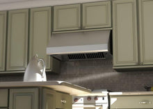 Load image into Gallery viewer, ZLINE 30-48 in. Under Cabinet Range Hood in Stainless Steel (433-30) - Bison Kitchens