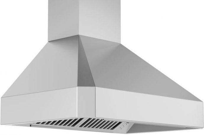 ZLINE 30-48 in. Wall Mount Range Hood in Stainless Steel (455-30) - Bison Kitchens