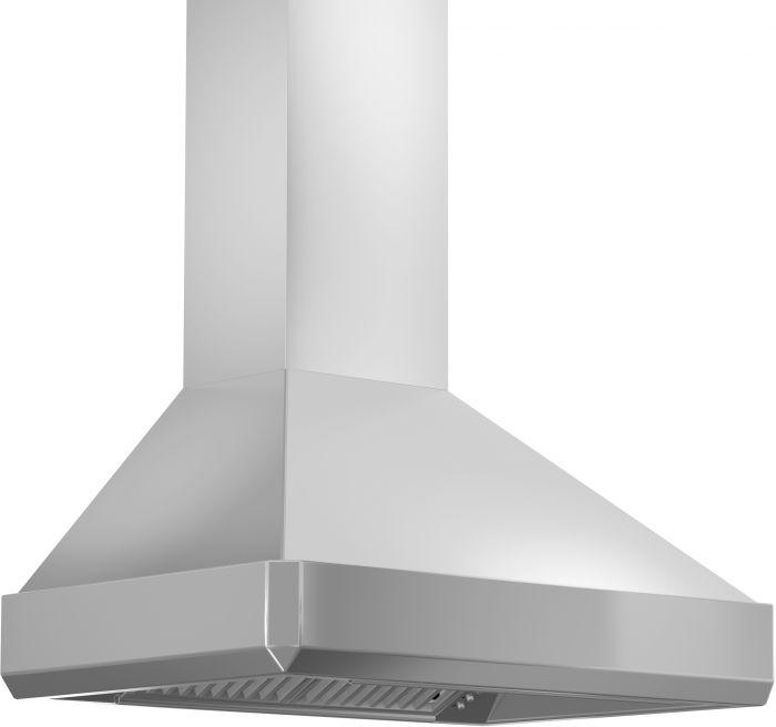 ZLINE 30-48 in. Wall Mount Range Hood in Stainless Steel (476-30) - Bison Kitchens