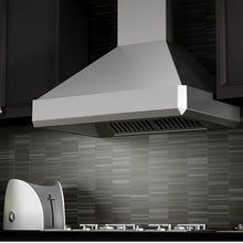 Load image into Gallery viewer, ZLINE 30-48 in. Wall Mount Range Hood in Stainless Steel (476-30) - Bison Kitchens