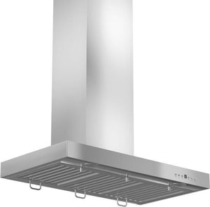ZLINE 30-48 In. Wall Range Hood With Crown Molding - KECRN-30 - Bison Kitchens