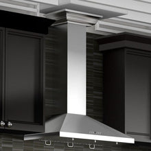 Load image into Gallery viewer, ZLINE 30-48 in. Wall Range Hood with Crown Molding (KL2CRN-30) - Bison Kitchens