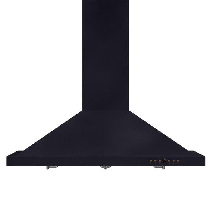 ZLINE 30-48 in. Designer Series Oil-Rubbed Bronze Wall Range Hood - (8KBB-30) **New Model** - Bison Kitchens
