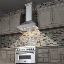 Load image into Gallery viewer, ZLINE 30-48 in. Designer Series Stainless Wall Range Hood (655-4SSSS-30) - Bison Kitchens