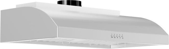 ZLINE 30 In. Stainless Under Cabinet Range Hood - 627-30 - Bison Kitchens