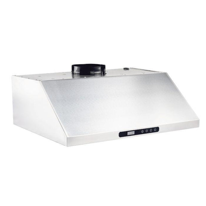 ZLINE 30 In. Stainless Under Cabinet Range Hood - 629-30 - Bison Kitchens