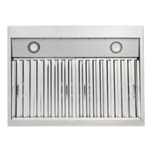 Load image into Gallery viewer, ZLINE 30 In. Stainless Under Cabinet Range Hood - 629-30 - Bison Kitchens
