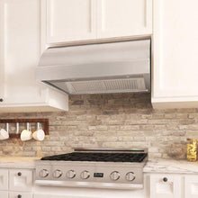 Load image into Gallery viewer, ZLINE 30-36 in. Stainless Steel Under Cabinet Range Hood (436-30) - Bison Kitchens