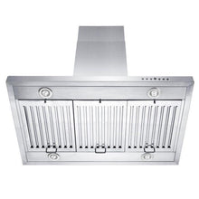 Load image into Gallery viewer, ZLINE 30-48 in. Island Stainless Steel Range Hood (GL2i-30) - Bison Kitchens