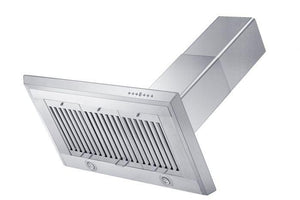 ZLINE 36 in. Wall Mount Range Hood in Stainless Steel (KF-36) - Bison Kitchens