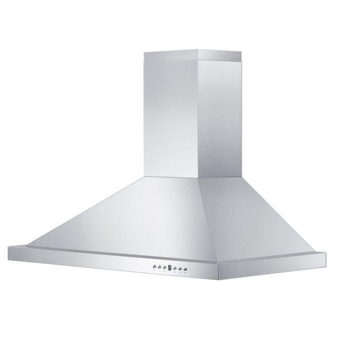 ZLINE 24-48 in. Stainless Steel Wall Mount Range Hood (KB-24) - Bison Kitchens