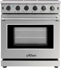 Load image into Gallery viewer, Thor Kitchen 30 in. Professional Stainless Steel Gas Range - LRG3001U - Bison Kitchens