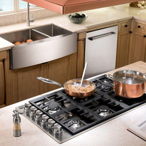 ZLINE 36 in. Dropin Cooktop With 6 Gas Burners - (RC36) - Bison Kitchens