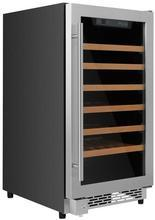 Load image into Gallery viewer, Thor Kitchen 18 in. 40-Bottle Single Zone Built-in/Freestanding Wine Cooler - HWC2405U - Bison Kitchens