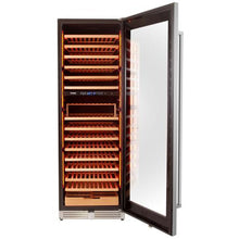 Load image into Gallery viewer, Thor Kitchen 24 in. 162 Bottle Dual Zone Freestanding Wine Cooler - TWC2403DI - Bison Kitchens