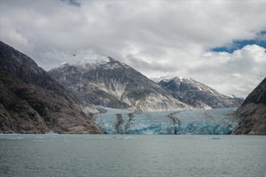Approach To Dawes Glacier - T.Wilsher Photography