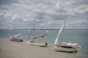 Three Boats - T.Wilsher Photography