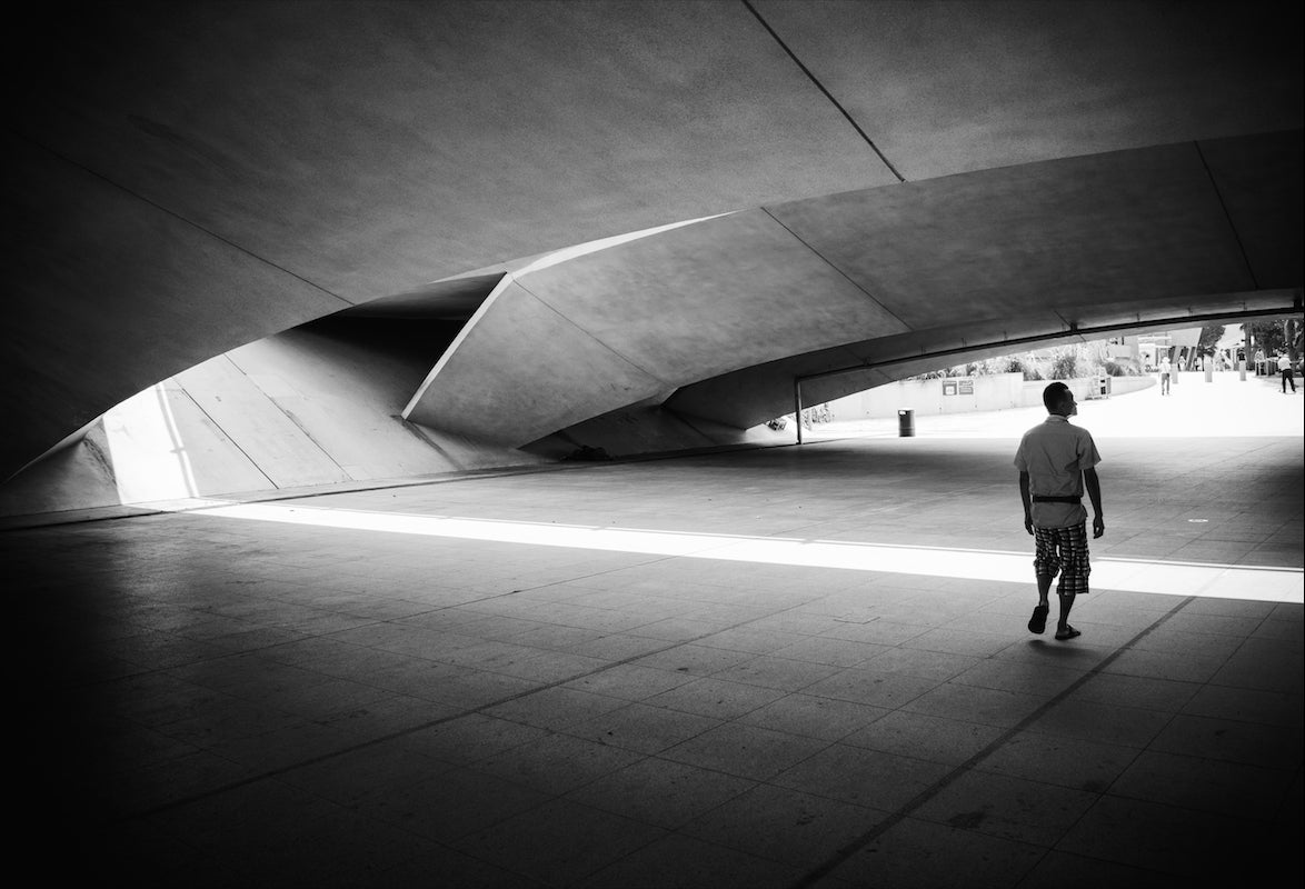 Singapore Underpass - T.Wilsher Photography