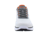 White / Dark Grey / Orange