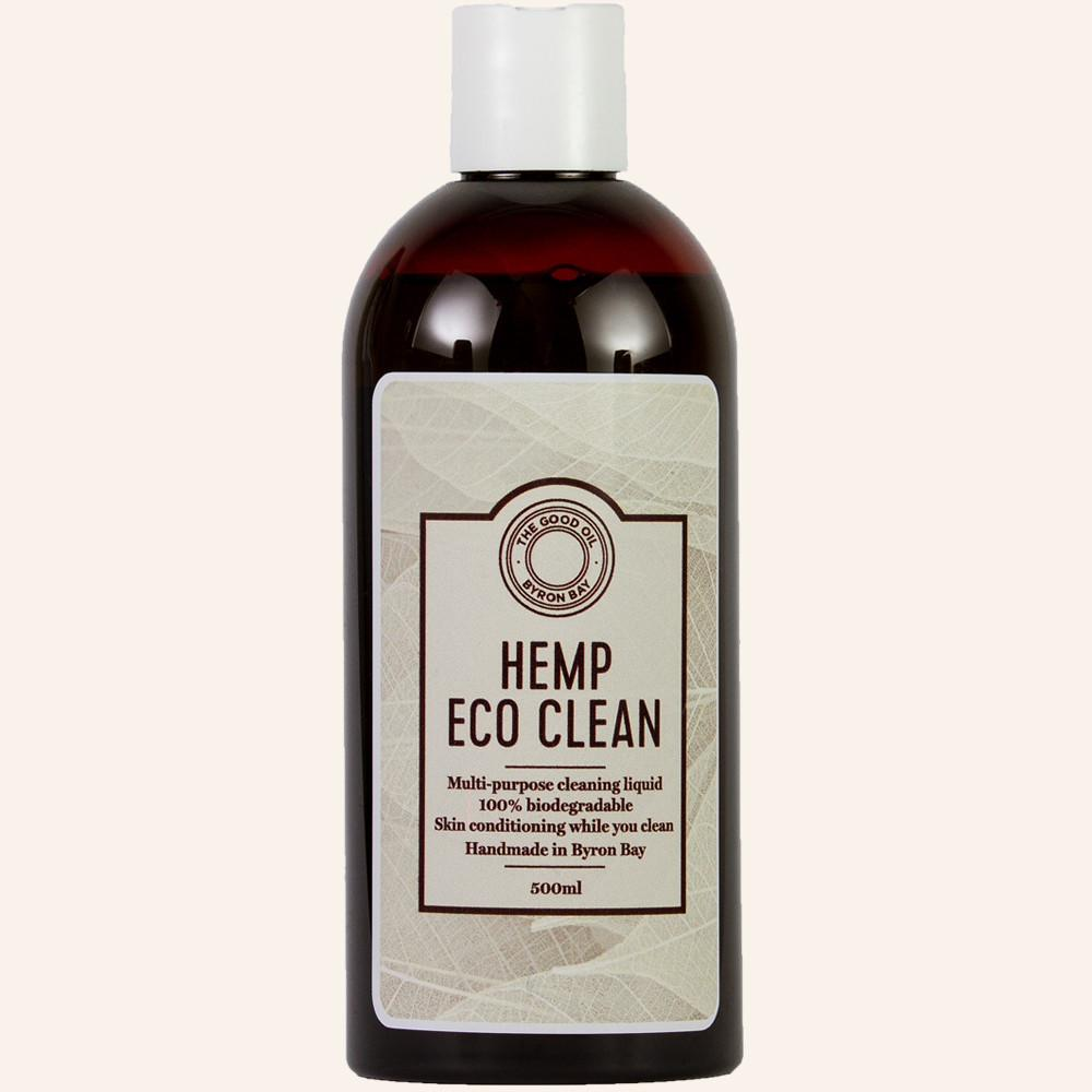 The Good Oil- Hemp Eco Clean 500ml