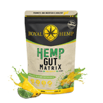 Hemp Gut Matrix- Pineapple & Lime 250g