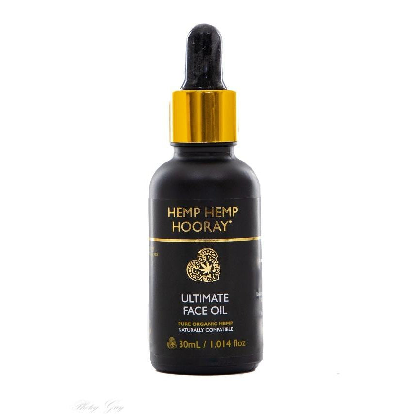 Hemp Hemp Hooray- Ultimate Face Oil-Skin Care-Hemp Hemp Hooray-Hemp Arcade